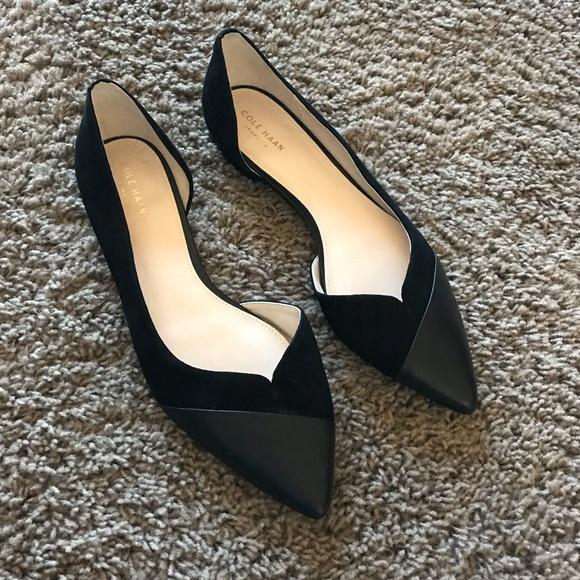 818e1c11102 Cole Haan Shoes - Women s Cole Haan Black Bambra Skimmer shoes 9